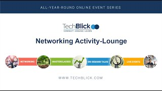 Networking Activity Lounge