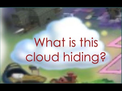 What Is Underneath That New Cloud The Toontown Ledger Outdated