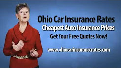 Who Has The Cheapest Car Insurance In Ohio?