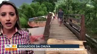 Passarela em Macaé/RJ - Obra PROCEC