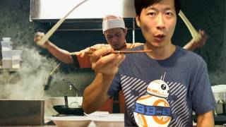 How to use chopsticks for noodles? (Part 3)