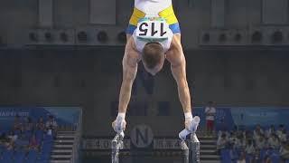 Oleg Verniaiev PB AA - Universiade Taipei 2017