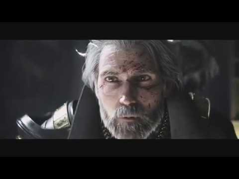 Kingsglaive - Death of King Regis