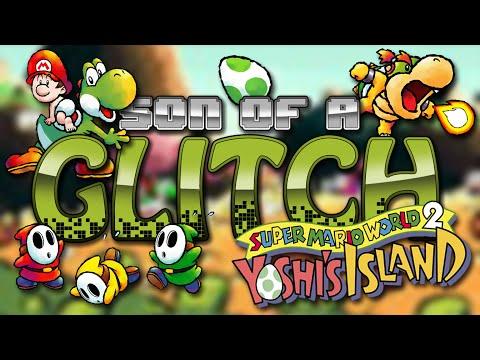 Super Mario World 2: Yoshi's Island Glitches (SNES) - Son Of A Glitch - Episode 37