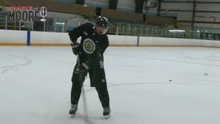Brad Marchand vs cousin Chase Marchand