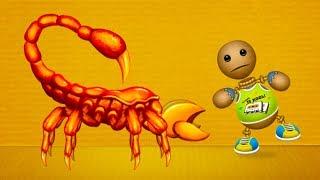 АНТИСТРЕСС БАЛДИ ПРОТИВ Скорпиона и Бомб! УНИЧТОЖЬ ЛЮБЫМ СПОСОБОМ Игра Kick the Buddy #3 #крутилкины