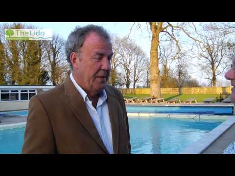 Jeremy Clarkson Lido auction 2015