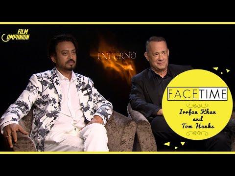 Tom Hanks + Irrfan | FaceTime | Anupama Chopra | Film Companion
