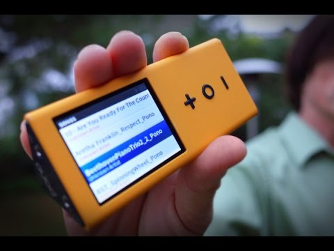 Neil Young's Pono (High Quality Music Device)