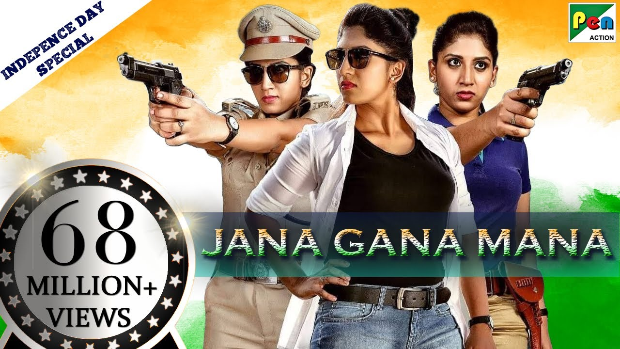 Download Independence Day Special | Jana Gana Mana (Majaal) New Released Action Hindi Full Dubbed Movie