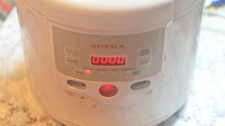 How to fix Multi-cooker E1 and E3 code problem
