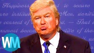 Top 10 Funniest Donald Trump Impressions