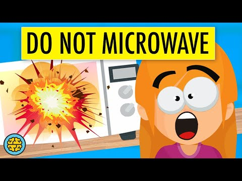 You Should Never Put This In The Microwave