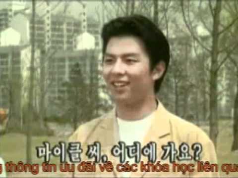 Cùng học tiếng Hàn Quốc bai 11 P2
