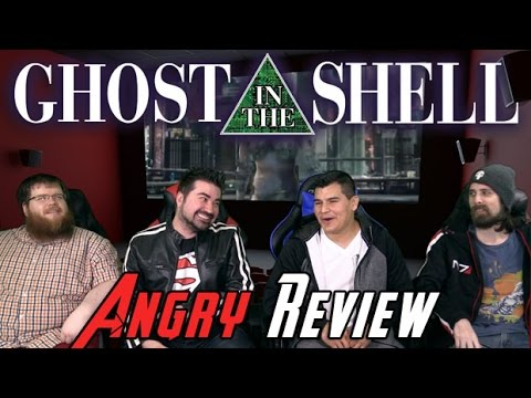 Ghost in the Shell Angry Review