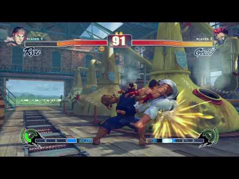 SF4:Daigo (Ry) vs Eita (Go) - Set 01 - World Game Cup 2010 - Master Series