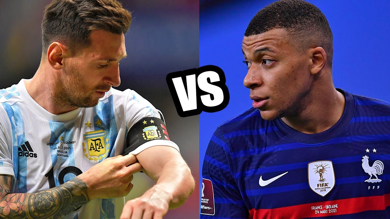 Argentina vs Francia si se jugara hoy (la revancha)