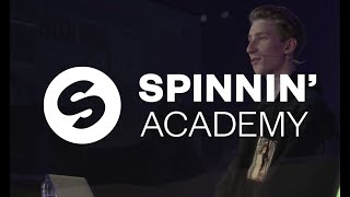 Mesto QA and Masterclass Messin Around With Mesto Spinnin Academy Dancefair 2019