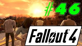 Lets Play Fallout 4 046 - Erstes Notsignal des Erkundungsteams - Gameplay Deutsch German Full HD