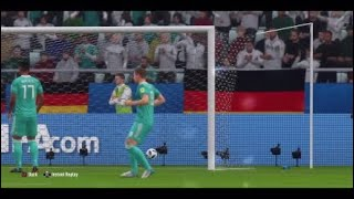 FIFA World Cup 2018 - All play-off goals
