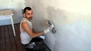 Домашний мастер Дмитрий Иванов(Шпаклевка стен., 2015-02-04T18:47:44.000Z)