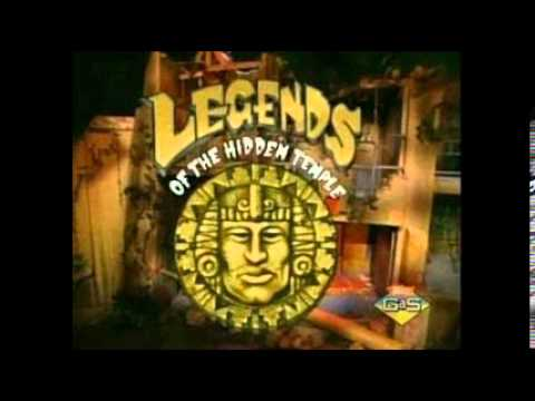 Legends Of The Hidden Temple Soundtrack - Olmec Guides You Through The Temple