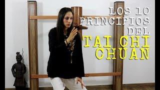 Los 10 principios del Tai Chi Chuan