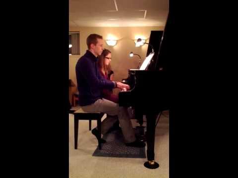 Christmas Piano Duet Medley