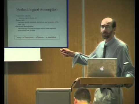 TSD conference 2006 - Presentation of James Pustejovsky