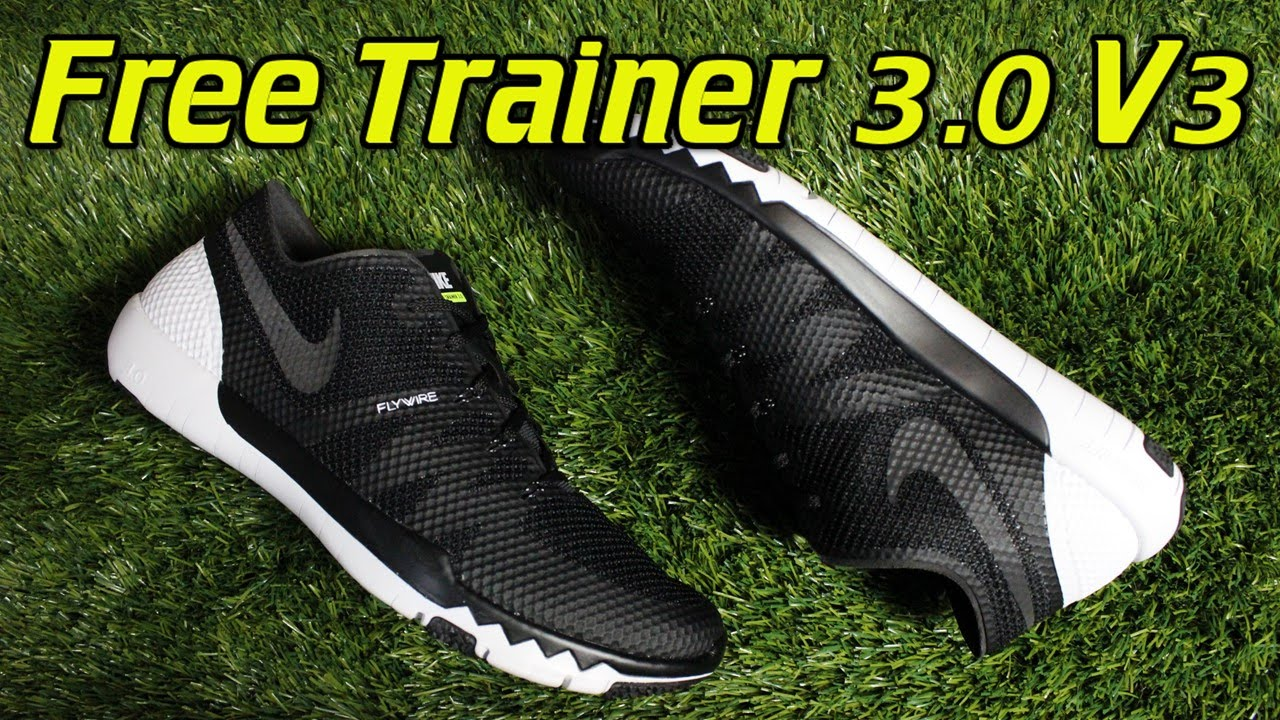 7a94e0fd75dc Nike Free Trainer 3.0 V3 - Review + On Feet - YouTube