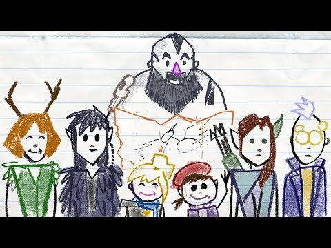 Grogs One-Shot | Critical Role RPG One-Shot