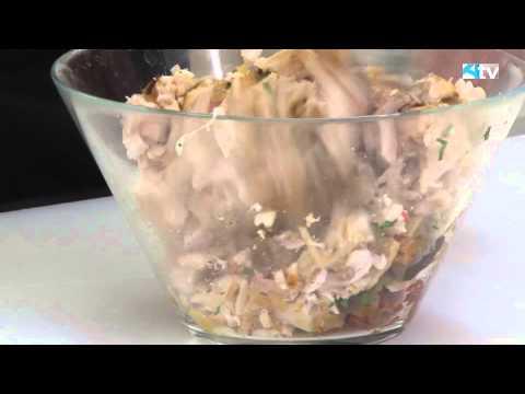 Cuisiner sans gaspiller les samoussas aux restes de - Comment cuisiner des restes de poulet ...