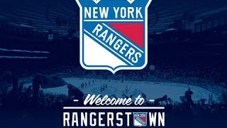 #Rangerstown: NY Rangers at Madison Square Garden #NYR #MSG #NHL