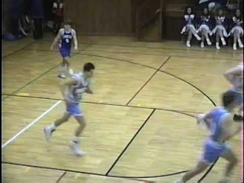 Mary Immaculate Academy (New Britain, CT) vs Pioneer Valley Christian (Springfield MA) 1992 - Part 1