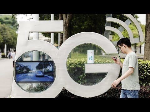 Huawei Provides 5G Technology Equipment For UK
