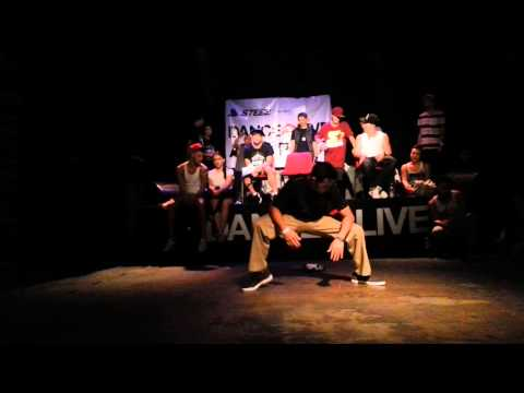 Popping Jack   Judge Showcase Dance@Live Australia 2014