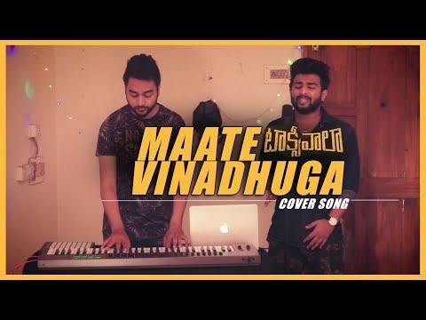 Maate Vinadhuga Video Song (Musical Cover) | Taxiwaala | Vijay Deverakonda, Sid Sriram