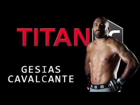"Titan FC 40: Gesias ""JZ"" Cavalcante - Personality"