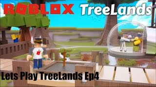 Roblox: Lets Play TreeLands: Treehouse additions and rare fruits
