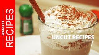 ☑️ Pumpkin Spice Latte Recipe | How to Make Pumpkin Spice Latte | Uncut Recipes