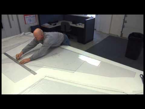 how to make boat canvas bimini enclosure side curtains
