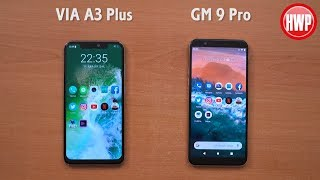 Hız Testi | General Mobile GM 9 Pro - Casper VIA A3 Plus