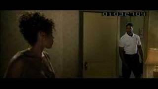Denzel Washington + Sanaa Lathan scene