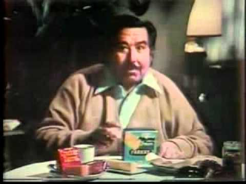 Parkay Margarine Commercial With Laughing Latino Man Usa 1975