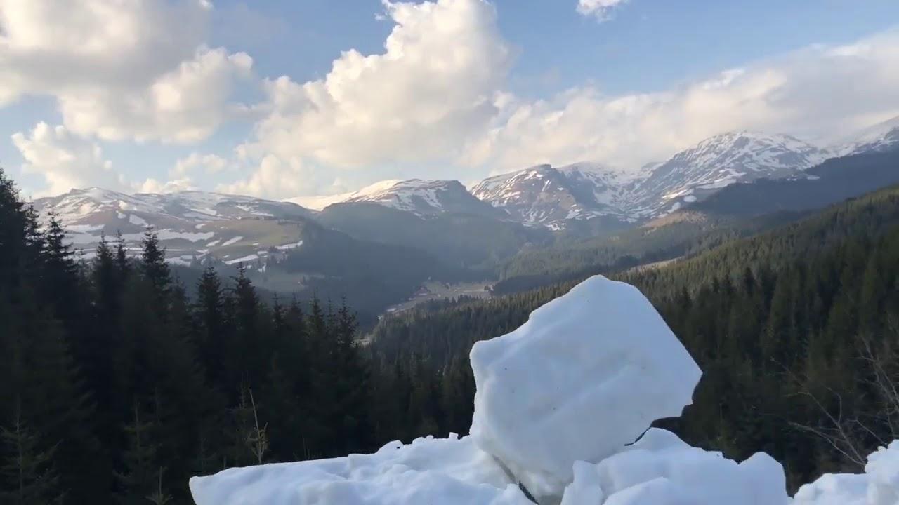 Traseul Dj 714 Glod Sanatoriul Moroeni Zănoaga Bolboci