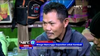 Live Report Dari Tempat Pengungsian Tanah Longsor Banjarnegara - NET17