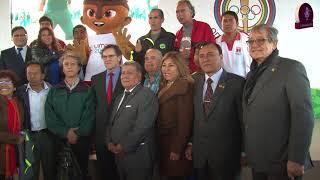 Tema:Juegos Panamericanos 2019 Instalación de Shicras en Villa de Atletas