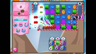 Candy Crush Level 3401 Talkthrough, 15 Moves 0 Boosters