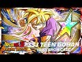 HUGE DAMAGE! The Weekly Skittles: 100% STR Teen Gohan Showcase | DBZ Dokkan Battle
