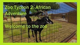 Zoo Tycoon 2: African Adventure - Episode #1